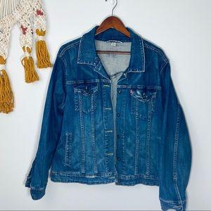 Levi's Classic Denim Jean Jacket